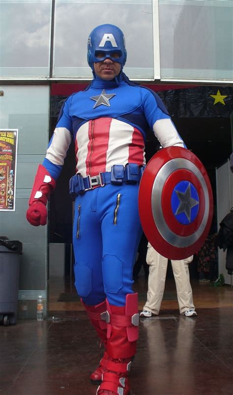 captain america   cosplay collection geektyrant