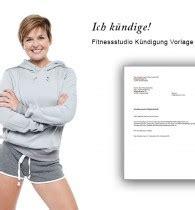Bewerbung Fur Fitnebstudio Kostenlose Vorlage F 252 R Die K 252 Ndigung Im Fitnessstudio