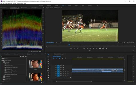 adobe premiere pro white balance adobe premiere pro cc review rating pcmag com