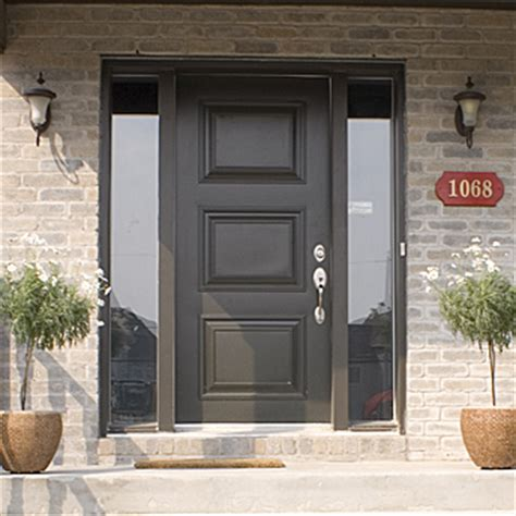 Rona Exterior Door Exterior Doors Types And Materials Buyer S Guides Rona Rona