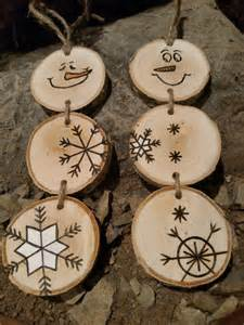 wood craft ornaments best 25 wooden ornaments ideas on