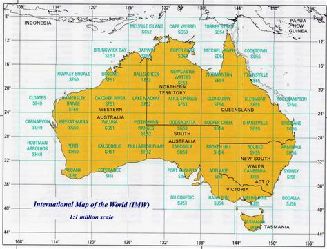 scale map of australia fundamentals of mapping