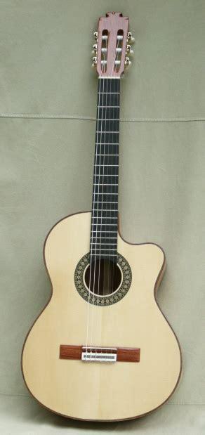 imagenes guitarras blancas guitarra flamenca blanca 1a cipr 233 s con corte