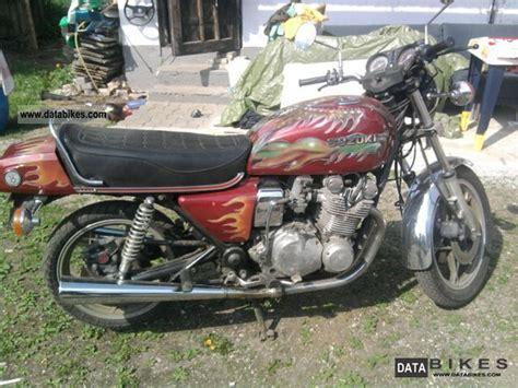1980 Suzuki Motorcycles 1980 Suzuki Gs850