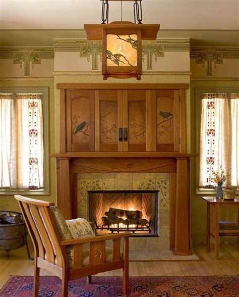 arts and crafts interior design arts and crafts movement in america