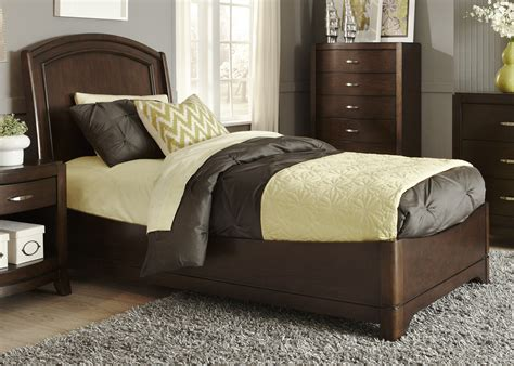 avalon bedroom set avalon truffle youth platform bedroom set from liberty