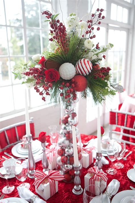 christmas luncheon table decorations 22 tablescape ideas live diy ideas