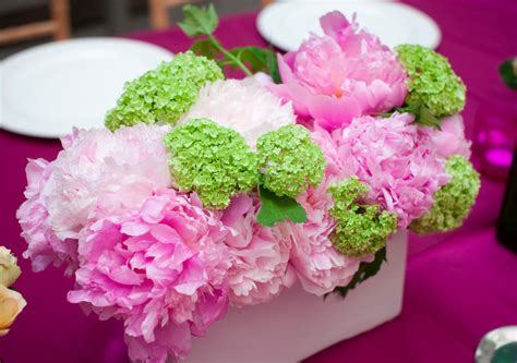 green and pink wedding bouquets wedding ideas bright pink and lime green wedding