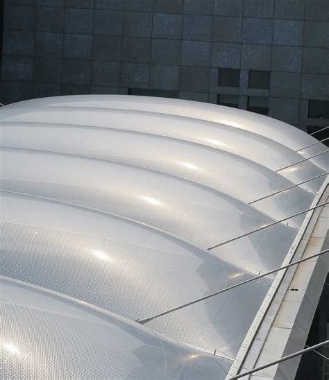 Etfe Pillow by Jakarta Etfe Canopy Fabritecture