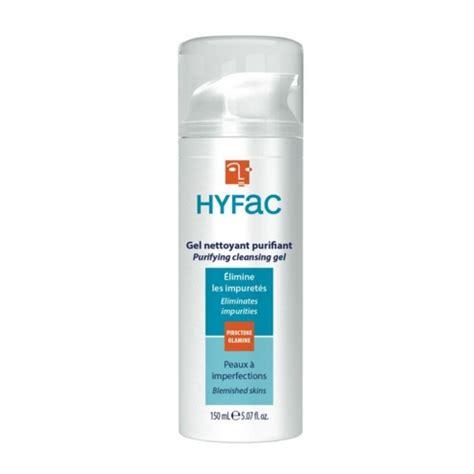 gel dermatologique hyfac gel dermatologique nettoyant visage et corps 150ml