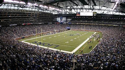 ford field directions ford field seating chart pictures directions and
