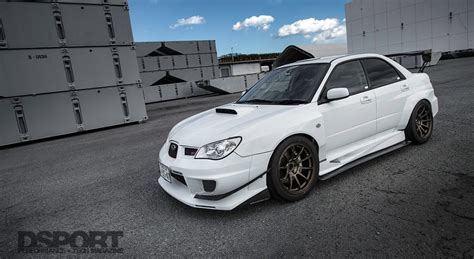 force subaru sti spec  type ra   showroom quality