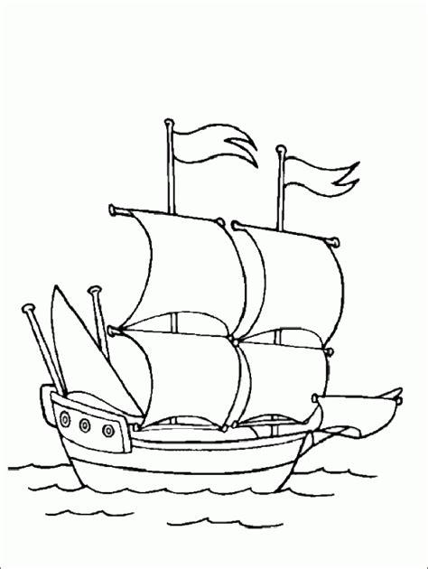 barco moderno dibujo dibujos para colorear barcos 7 dibujos para colorear