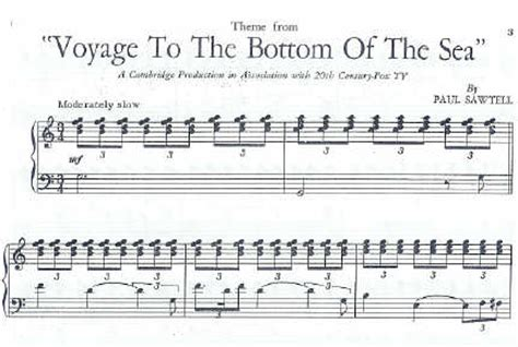 theme song voyage to the bottom of the sea voyage to the bottom of the sea page 5