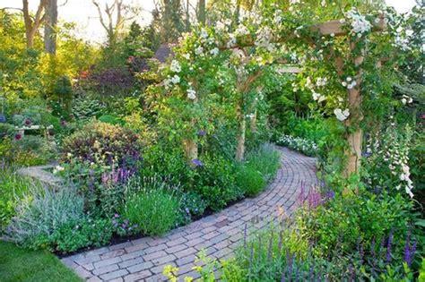 A And M Gardens by See Rhs Garden Style Cottage Garden Rhs Gardening