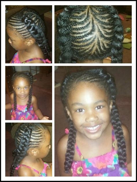 pics of young people with goddess braids kid s cornrows into goddess braids crotchet pinterest