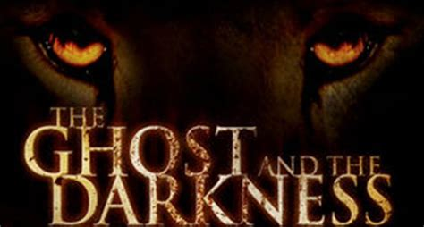 film ghost in the darkness ghost and the darkness the best hunting film on netflix