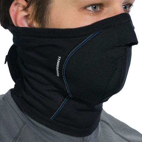 Masker Fleecy komperdell neoprene fleece mask for and