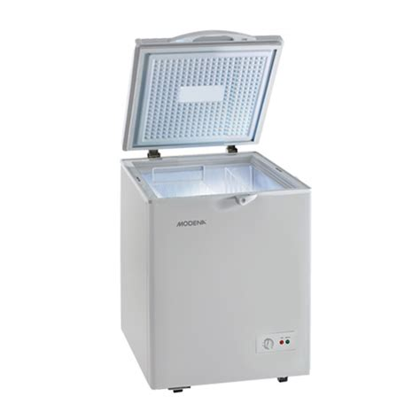 Chest Freezer Modena Md 60 harga modena chest freezer md 10 pricenia