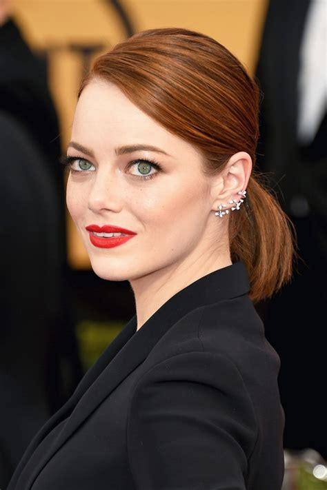 2016 emma stone hair color trends entertainment