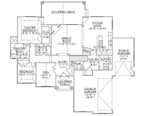basement entry floor plans 18 best images about home floor plans with basement on