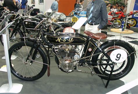 Alte Motorrad Motoren by Nsu Motorenwerke