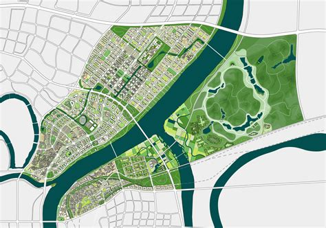 green plans adept selected to construct green loops city in china