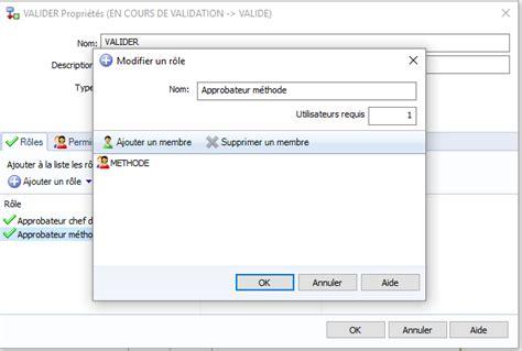 pdm workflow workflow pdm modification d une transition normale en