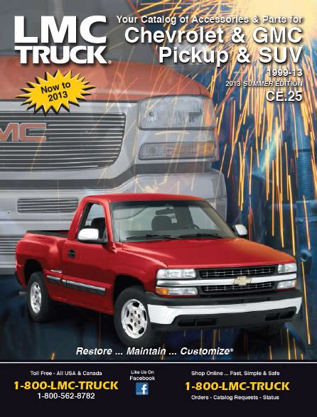 Lmc Truck Parts And Accessories Auto Parts Lmc Truck Lmc Truck Your Catalogue Of