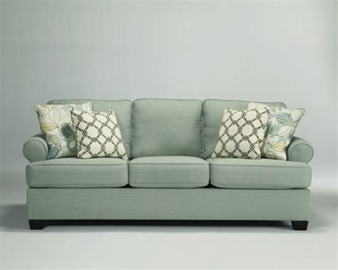 daystar seafoam sleeper sofa best furniture mentor oh furniture store ashley