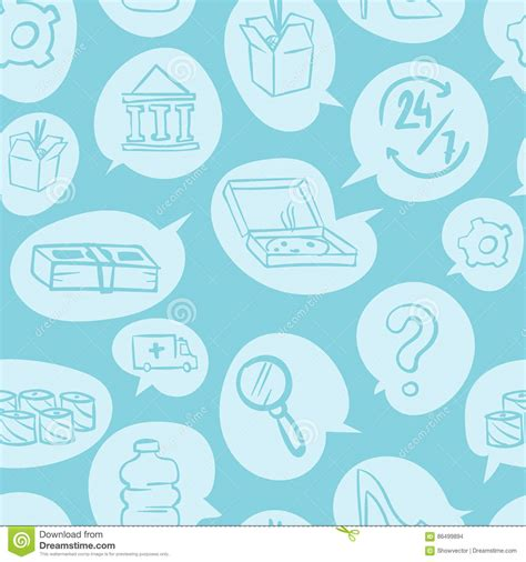 pattern background online online shopping pattern cartoon vector cartoondealer com