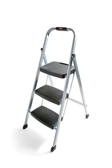 rubbermaid 2 step steel stool rubbermaid rm 3w folding 3 step steel frame stool with