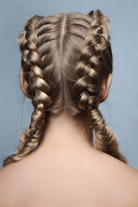 french braid pigtails instructions follow these easy steps to make perfect french braid pigtails
