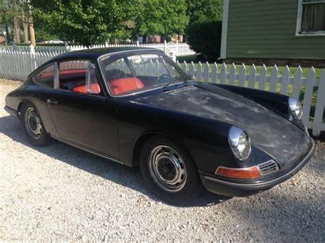 Porsche 912 For Sale by 1966 Porsche 912 Black For Sale Buy Classic Volks