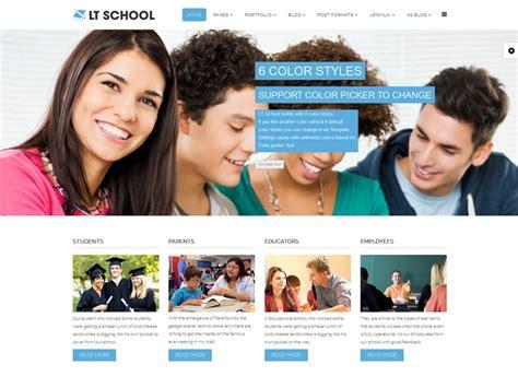 free education joomla templates lt school free responsive joomla education template