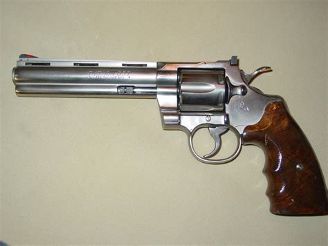 Colt Python Silhouette Revolver wallpapers, Weapons, HQ