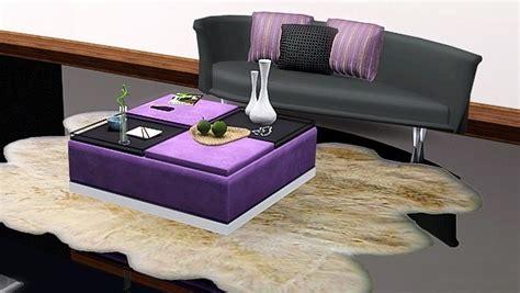 Purple Ottoman Coffee Table Tufted Of The Purple Pouf Ottoman