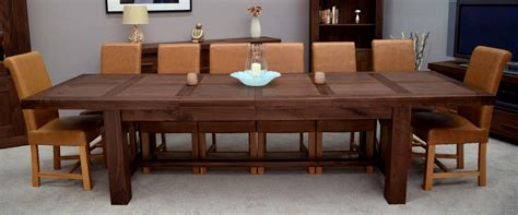 big dining room tables large dining room table seats 10 large dining room table