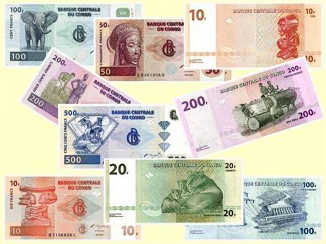 Photo : Monnaie du Congo Kinshasa