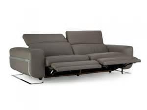 sofa joop sofa 3 sitzig 8151 leder braun joop joop 007 8151 82k