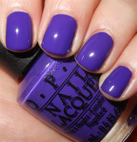 Opi Do You This Color In Stock Holm imperfectly painted opi do you this color in stock holm