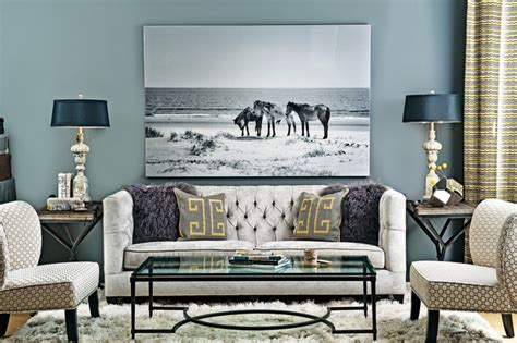 high fashion home decor grey matters eclectic living room houston by high