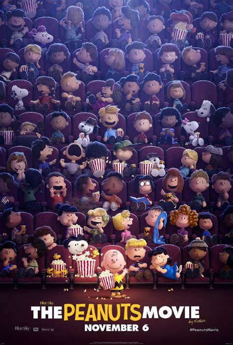 Film Recommended November 2015 | comic con 2015 the peanuts movie release date november 6