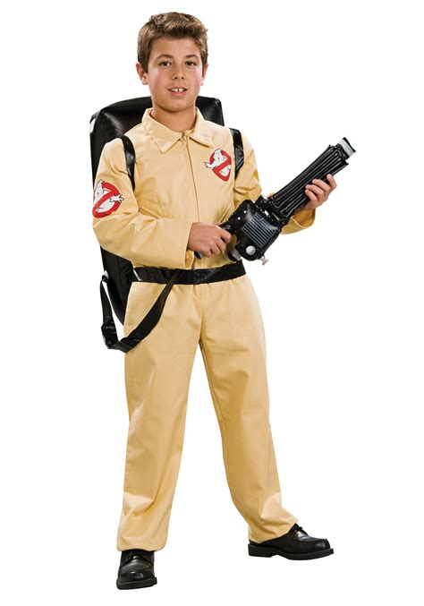 ghostbusters costume child deluxe ghostbusters costume