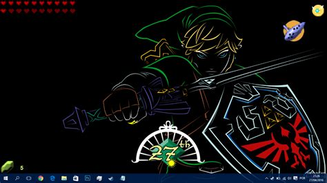 themes in the book legend the legend of zelda rainmeter theme beta by fabricioply on