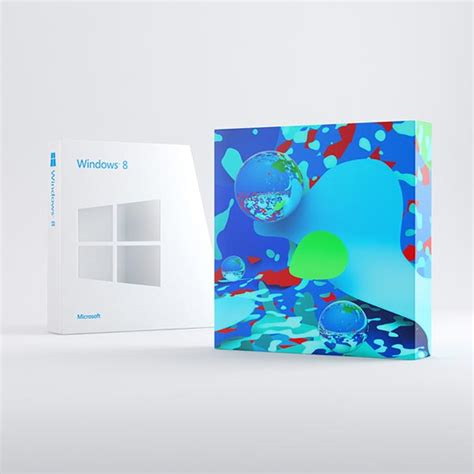 design poster win8 windows 8 packaging design artworks by colors and the kids