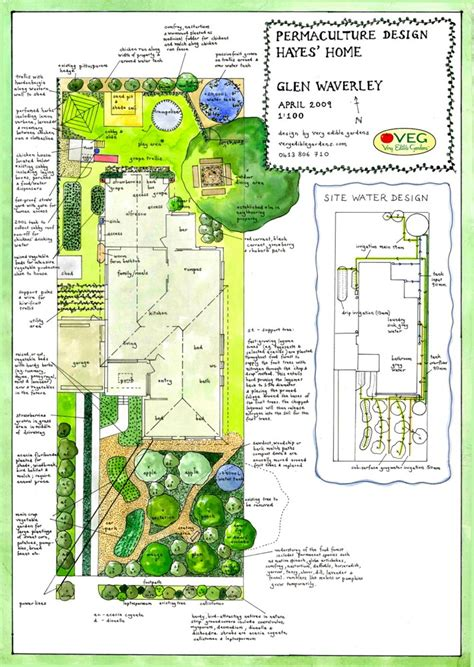 28 Farm Layout Design Ideas to Inspire Your Homestead Dream 1 Acre Horse Farm Layout