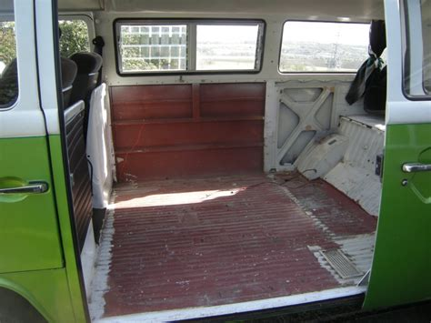 vw cer interior