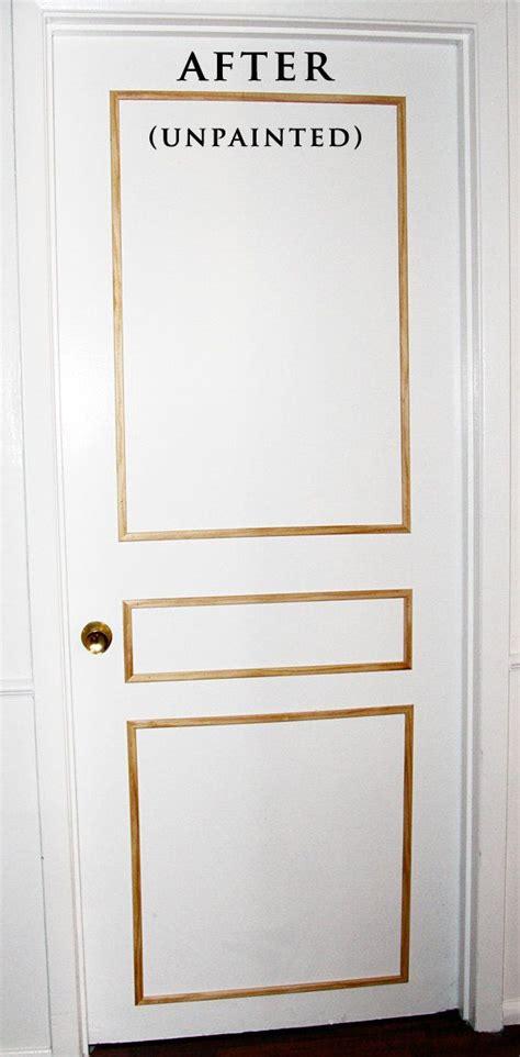 diy molding the original super easy door molding kits