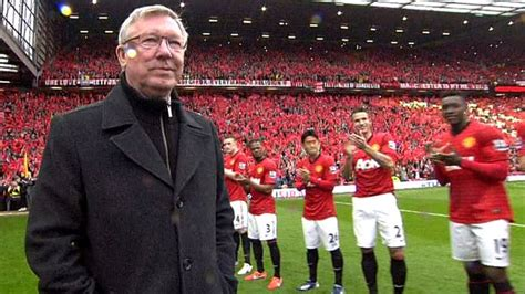 manchester united sir alex ferguson sport manchester united sir alex ferguson s guard